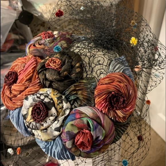 European Fascinator Hat